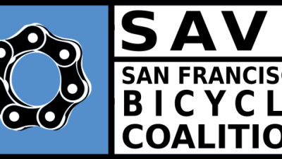 Save SF Bike Logo